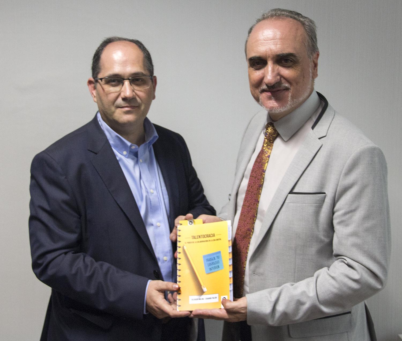 Eduardo Toledo y Salvador Molina.