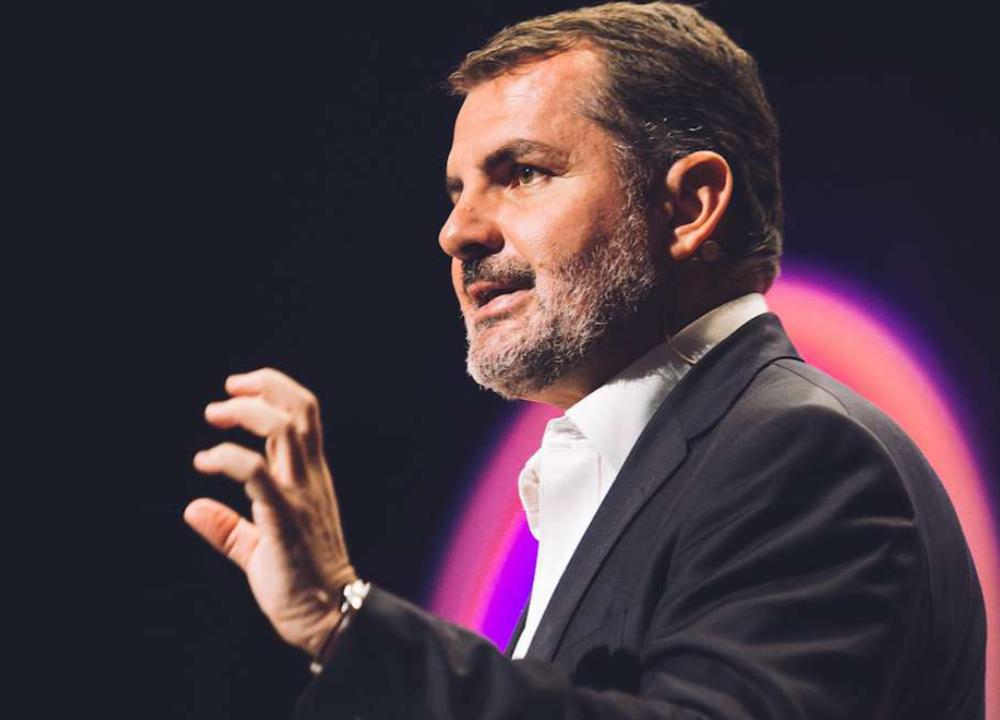 Juan Ferrer, autor de 'Cambiemos las organizaciones'.