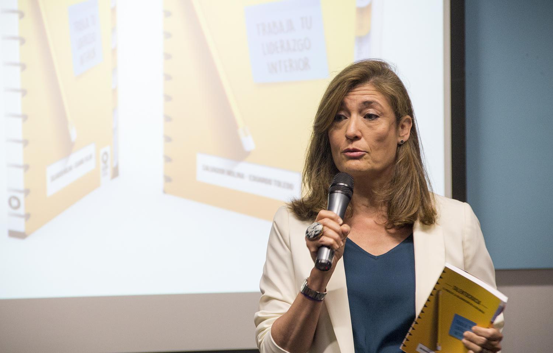 Marta Prieto, fundadora y directora de la Editorial Kolima.