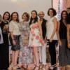 De izquierda a derecha: Salvador Molina, Carmen Mª García, Ana Pastor, Nicoletta Negrini, Mónica Gómez, Paula Almansa, Concepción García, María Guerrero, Beatriz González, Lola Fernández y Ainhoa Goñi.