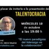 'Talentocracia. El poder de la colaboración en la era digital' en la Casa del Libro.