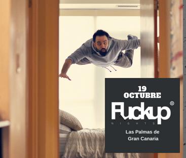 Aprender de los fracasos de una forma amena y divertida es el objetivo de la tercera edición de la Fvckup Night.