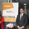 Borja Díaz, director general de Multiasistencia; Maite Trujillo, directora Comercial y Marketing, de AXA Assistance, Eduardo Rodríguez Sierra contacto de 2º grado2º Director Comercial y Marketing en Asitur, Rafa Sierra, director de ADN del Seguro (de derecha a izquierda)