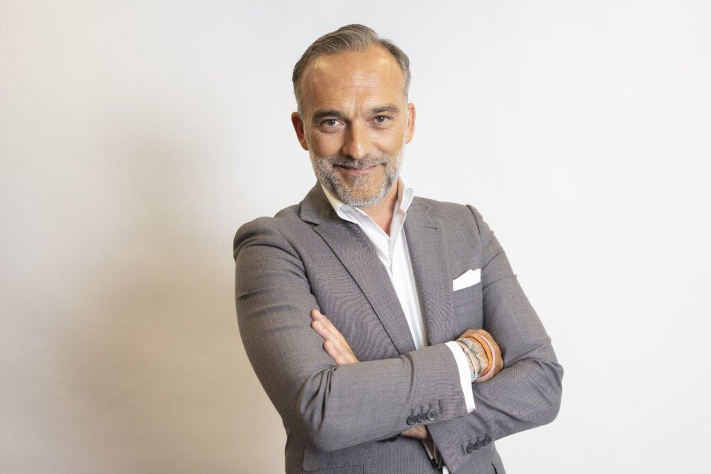"""Ángel Bonet (Minsait): """"Para las empresas, el riesgo de quedarse fuera del sistema es altísimo""""."""