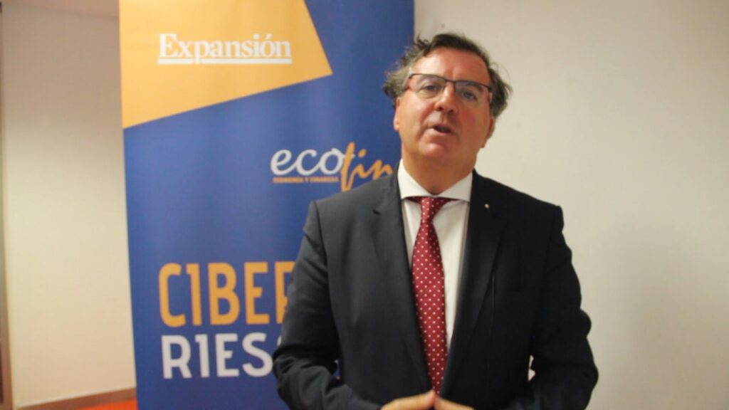 """Higinio Iglesias (E2K): """"Los ciberdelincuentes tienen ahora mucha imaginación""""."""