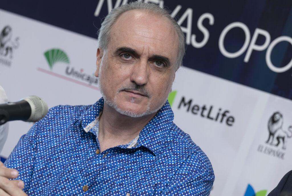 Salvador Molina, presidente de Foro ECOFIN