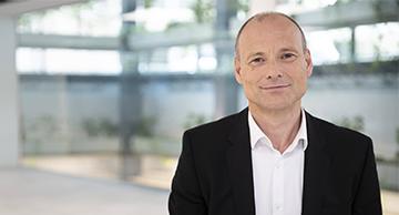 Fritz Hoderlein, CEO de Everis.